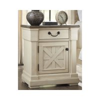 Signature Design by Ashley Bolanburg Two-Tone Nightstand