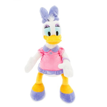 Disney Store Daisy Duck Plush 18in Medium Plush New with Tags