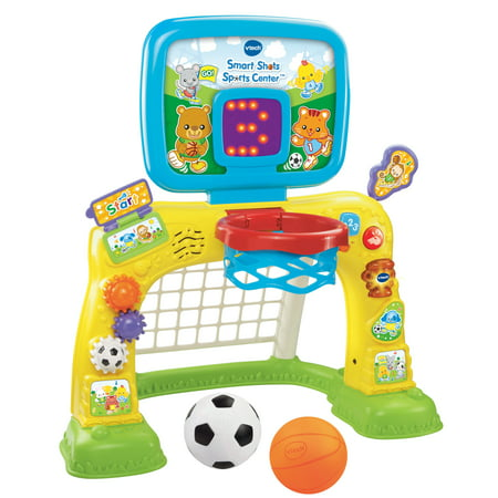VTech, Smart Shots Sports Center, Learning Toy, Sports