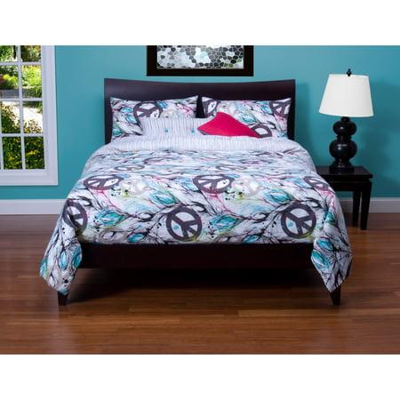 sis covers dream catcher duvet set california king. Black Bedroom Furniture Sets. Home Design Ideas