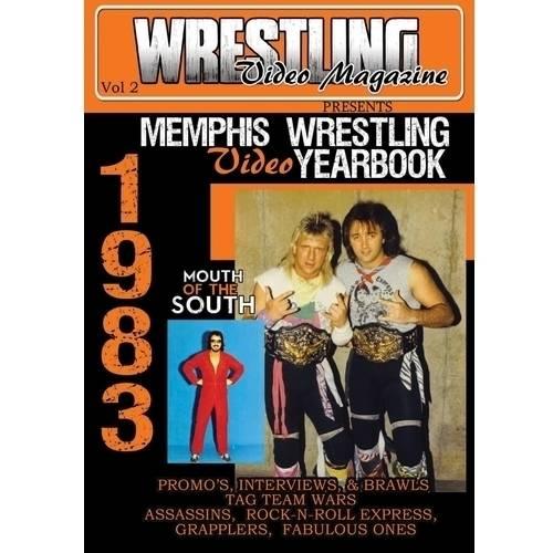 1983 Memphis Wrestling Video Yearbook, Volume 1 by Music Video Dist
