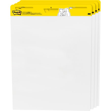 Post It Self Stick Easel Pads Value Pack 25 In X 30 In