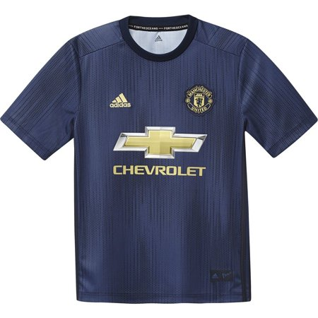 newest collection 6c0c2 6519a adidas Kid's Manchester United 3rd Jersey 2018/2019 | DP6017
