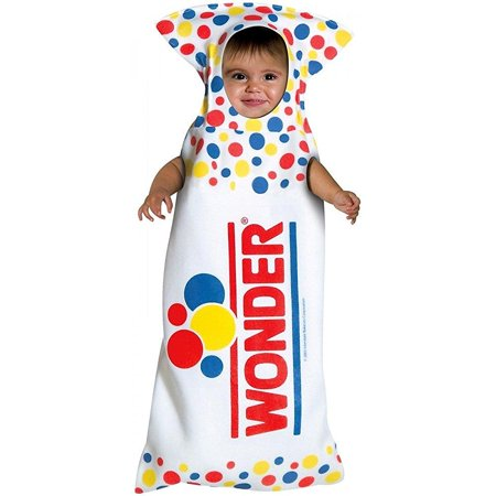 wonder bread costume baby - Wonder Bread Halloween Costume