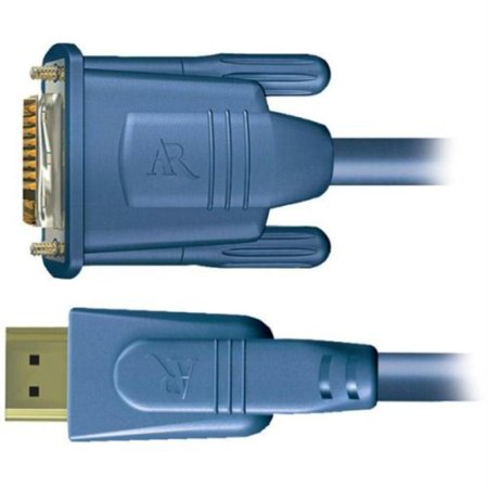 AP-089 6' Performance Series HDMI to DVI Cable, Hook-up digital video equipment with DVI capability By Acoustic Research