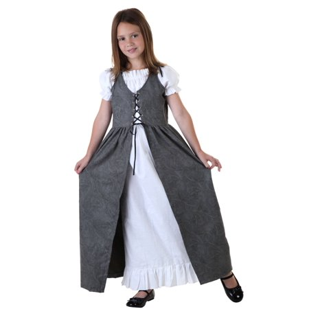Girls Renaissance Faire Costume - Renaissance Costume For Girls