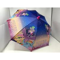 My Little Pony Girls Umbrella - with 3D handle