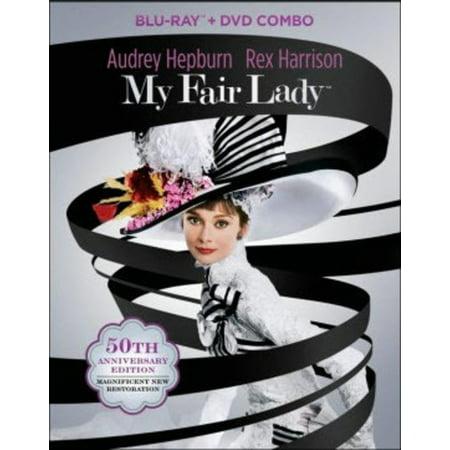 My Fair Lady (50th Anniversary Edition) (Blu-ray + DVD)