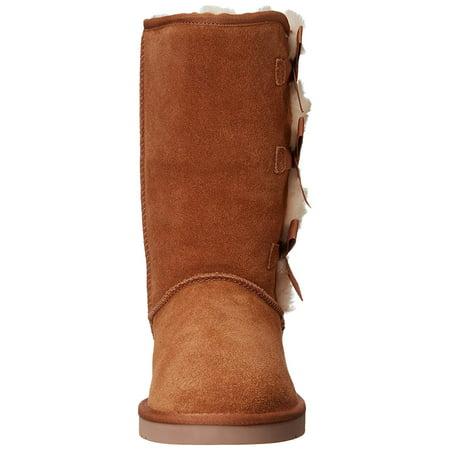 7acc9565c08 Koolaburra by UGG Womens 1015875 Leather Round Toe Mid-Calf ...