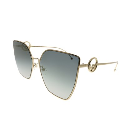 Fendi F Is Fendi FF 0323 FT3 FQ Women Cat-Eye Sunglasses