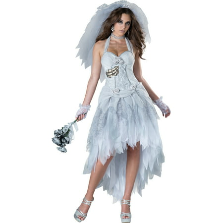 Adult Corpse Bride Costume by Incharacter Costumes LLC 1112 - 11-12 Halloween Costumes
