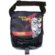 Fairy Tail Natsu & Happy Anime Messenger Bag