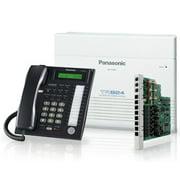 Panasonic KX-TA824PK Advanced Hybrid Telephone System w/ 3 KX-T7731B