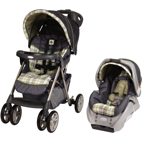 Graco - Alano Travel System, Roman