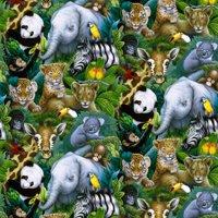 "David Textiles Cotton 36"" x 44"" A Rare Occasion Quilting Fabric, 1 Each"