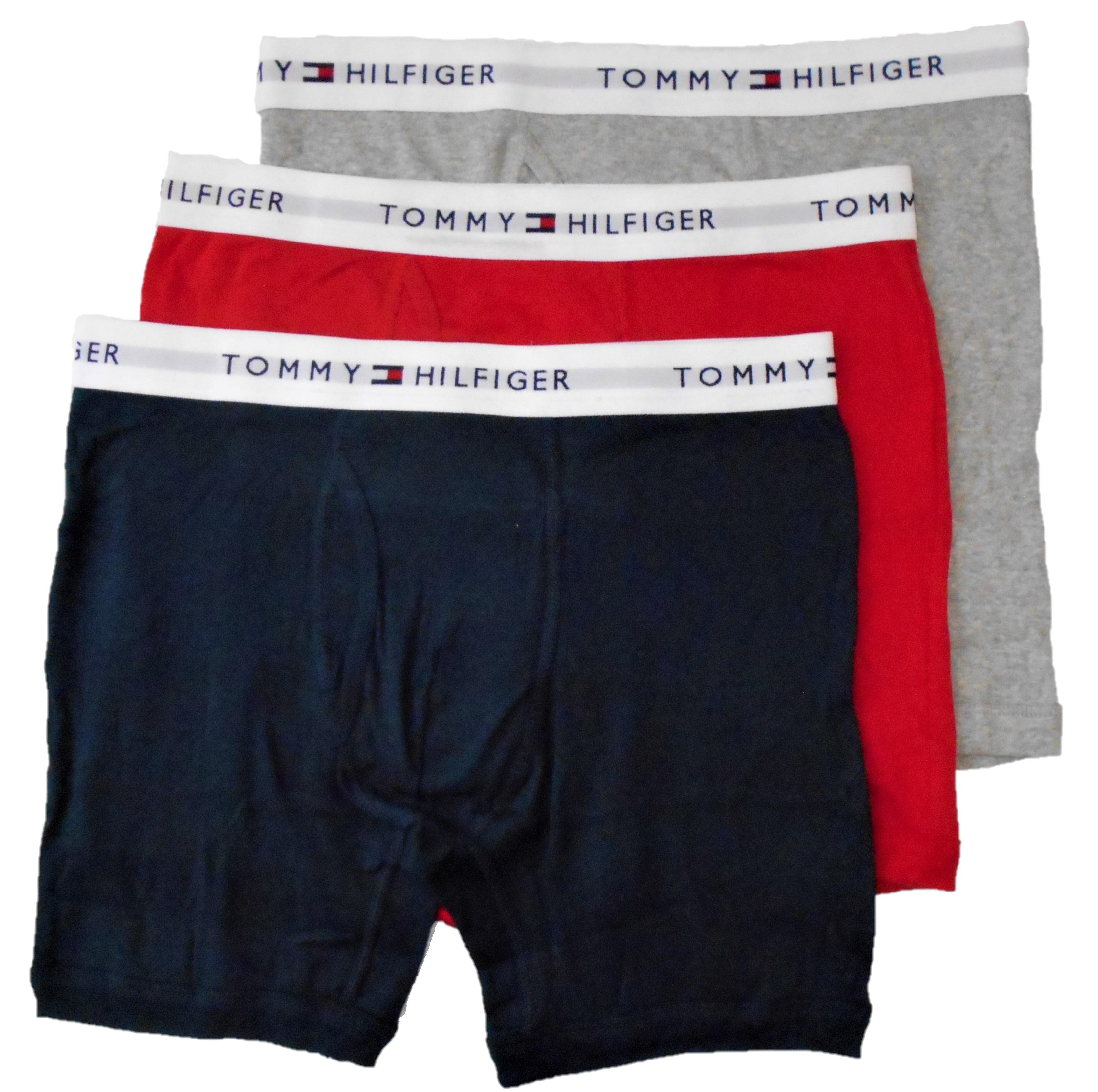 Tommy Hilfiger Herren Boxershorts 3er pack M