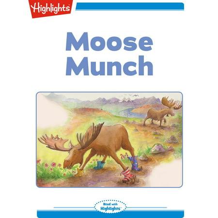 Moose Munch - Audiobook