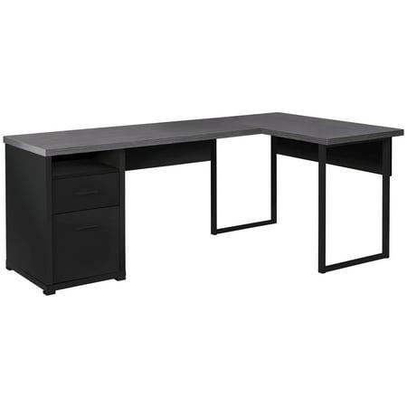 Left 72' U-shaped Desk (COMPUTER DESK - 80