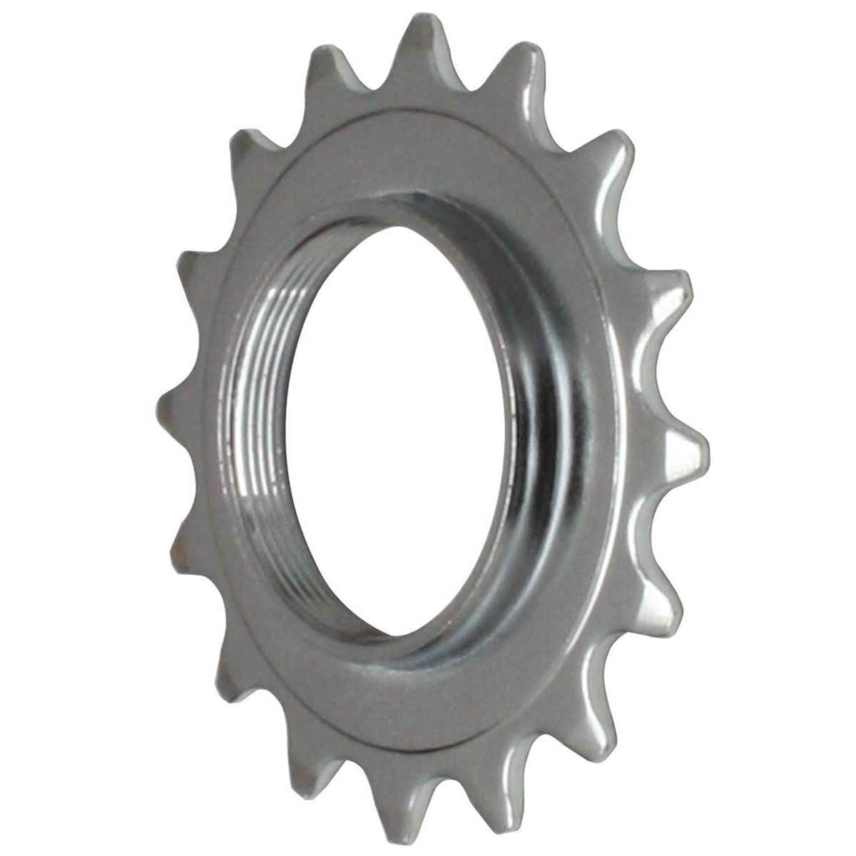 "Gusset 332 Fixed cog, 3/32"" - 16t, chrome - FCGU316"