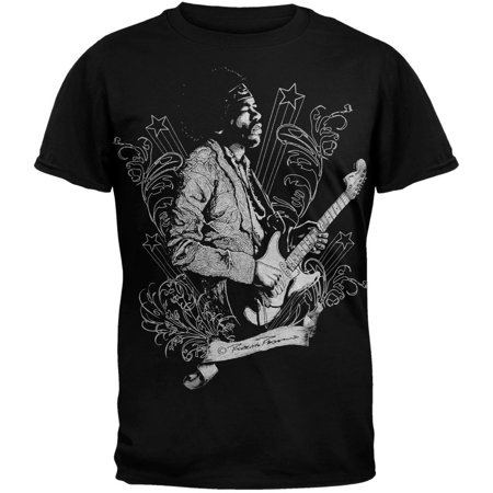 Jimi Hendrix - Star Struck Soft T-Shirt
