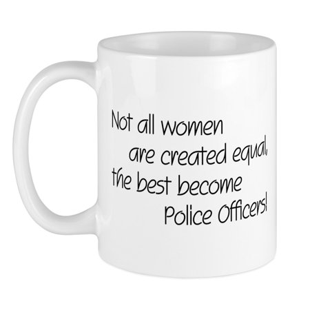 CafePress - Best Police Officers Mug - Unique Coffee Mug, Coffee Cup