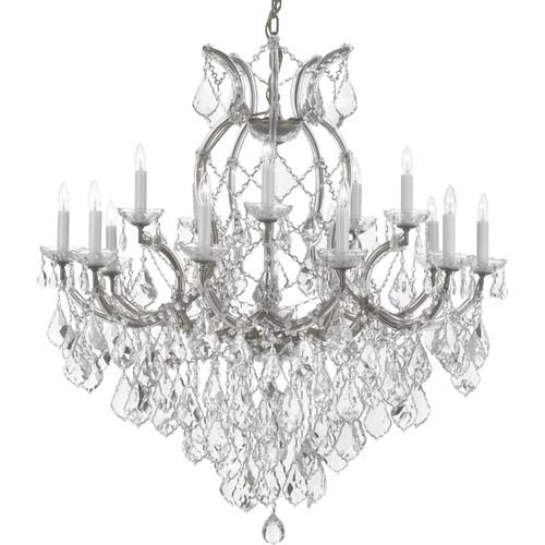 Harrison Lane Empress 16-Light Crystal Chandelier