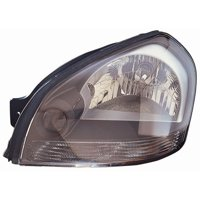 Aftermarket 2005-2009 Hyundai Tucson  Aftermarket Driver Side Front Head Lamp Assembly 921012E050 CAPA