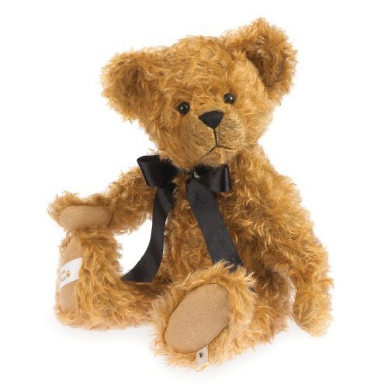 ENESCO Boyds Bears George Henry Mohair Bear - 16