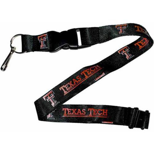 NCAA Texas Tech Original Breakaway Lanyard