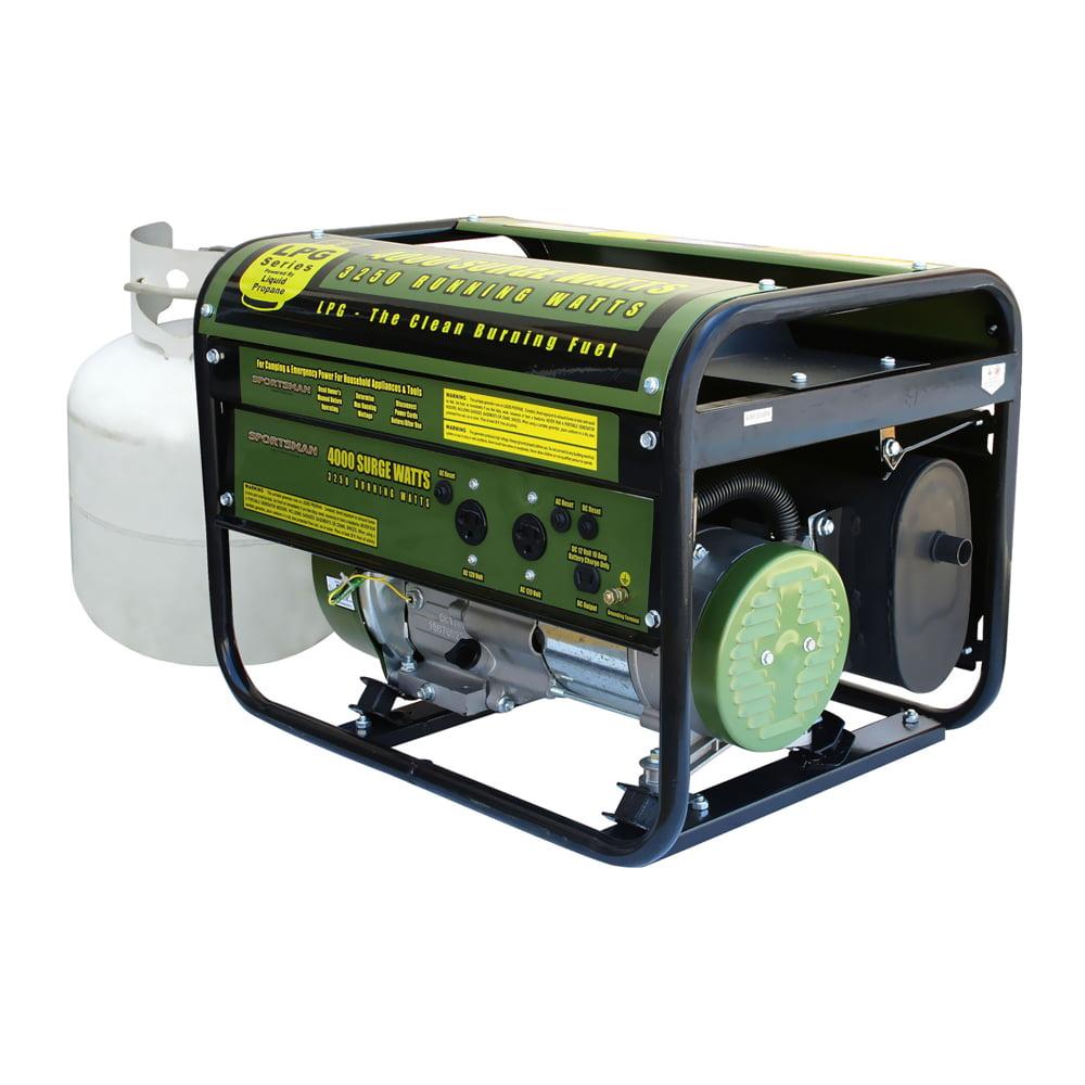 Offex Propane 4000 Watt Camping Portable Generator