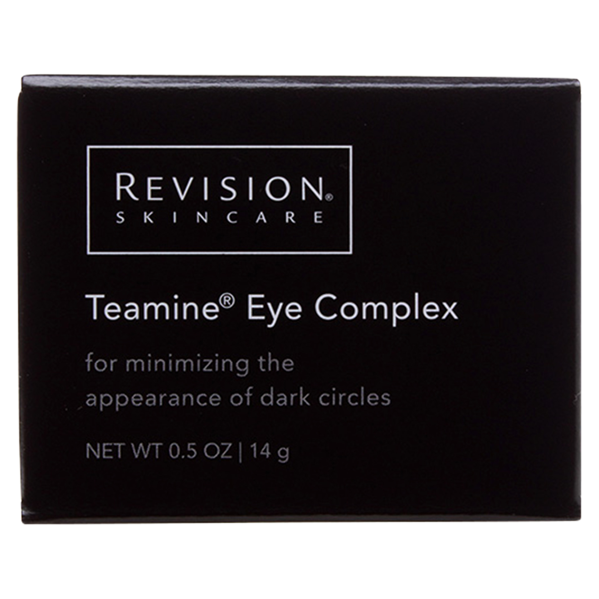 Revision Skincare Teamine Eye Complex 0.5 oz - New in Box