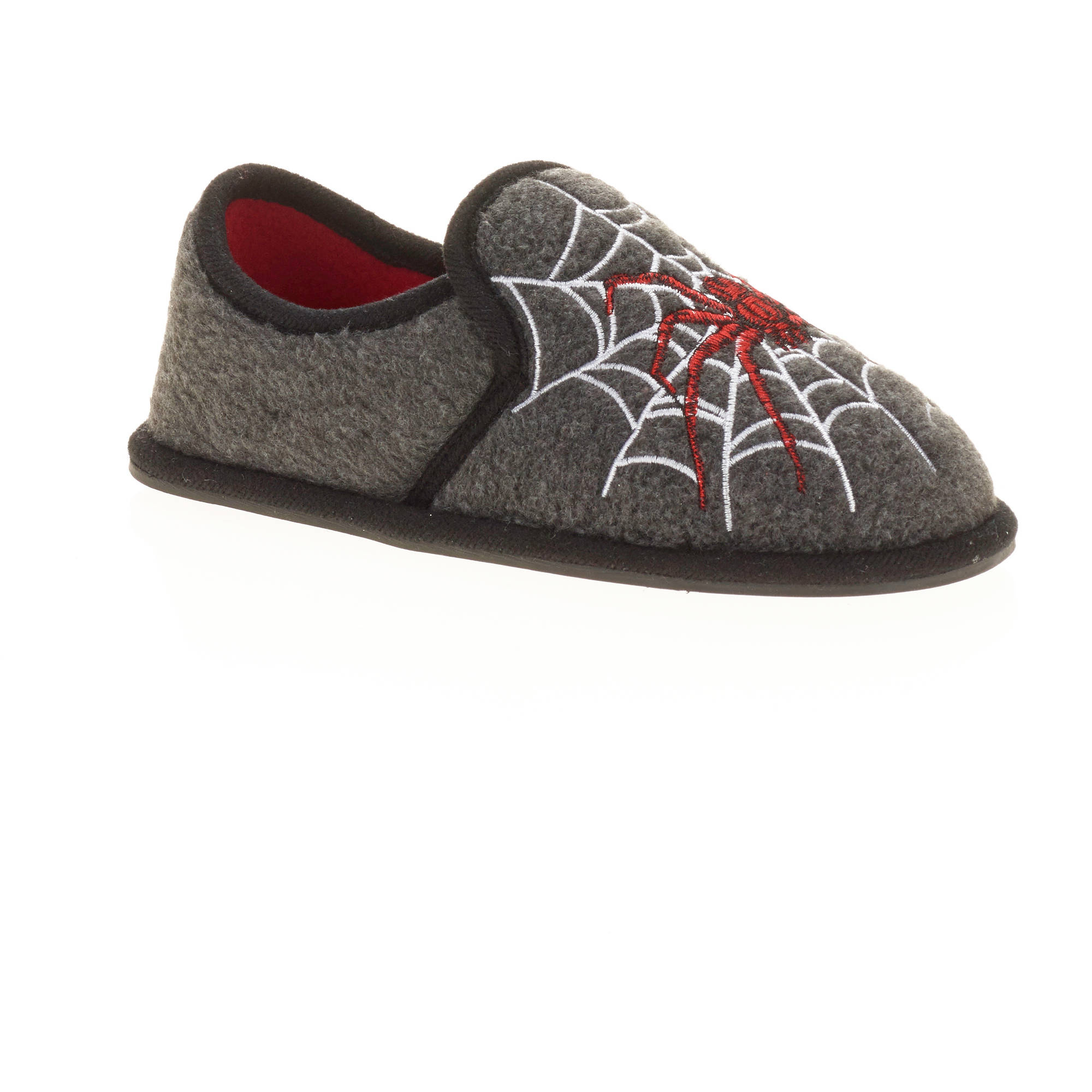 Boy's Spider Aline Slipper