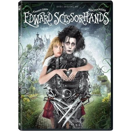 Edward Scissorhands: 25th Anniversary (DVD)