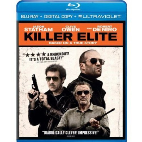 Killer Elite (Blu-ray + DVD + UltraViolet) (With INSTAWATCH) (Widescreen)