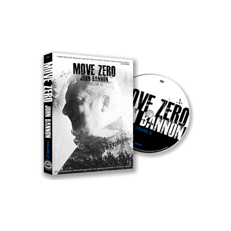 Move Zero  Vol 2  By John Bannon And Big Blind Media   Dvd