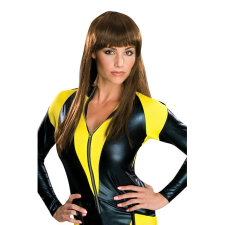 Watchmen Silk Deluxe Spectre Adult Halloween Wig Accessory - Silk Spectre Watchmen