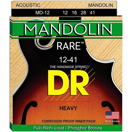 DR Strings Phosphor Bronze Bluegrass Mandolin