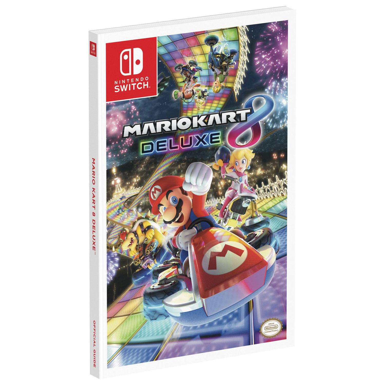 Prima Games Mario Kart 8 Deluxe Official Guide
