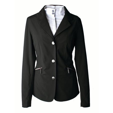 Horseware Ireland Ladies Competition Jacket (Black, XLarge) Horseware Corrib Jacket