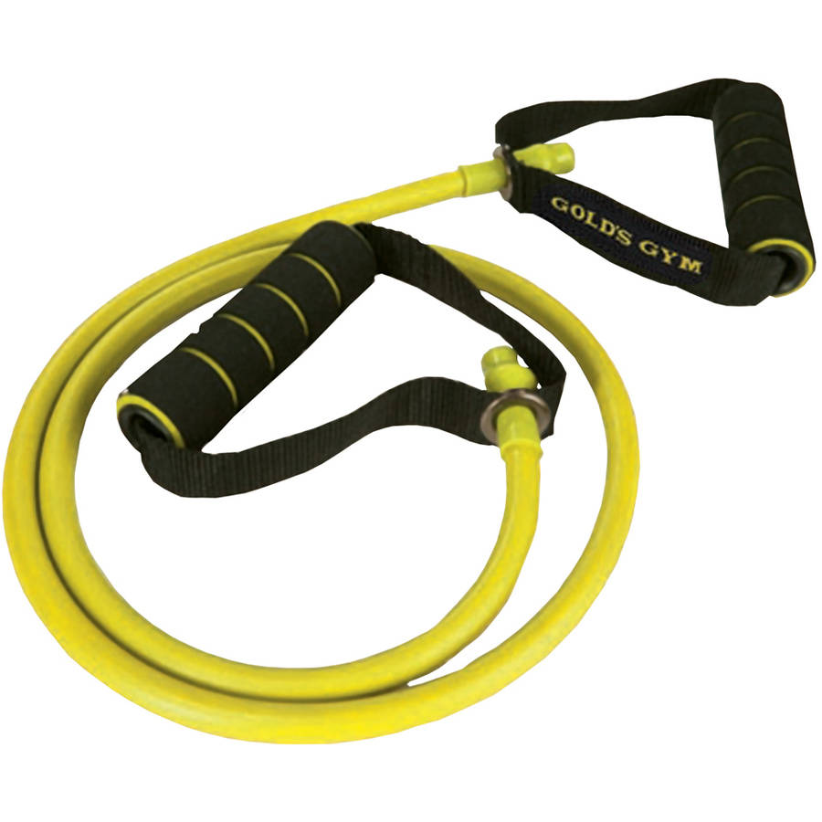 Gold's Gym Long Resistance Tube, Medium Resistance