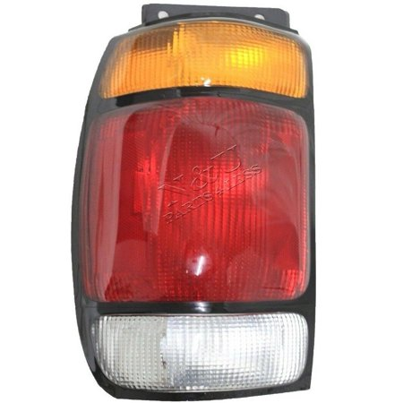 1995 1996 1997 Ford Explorer Left Driver Tail lamp 1995 95 Ford Explorer Tail