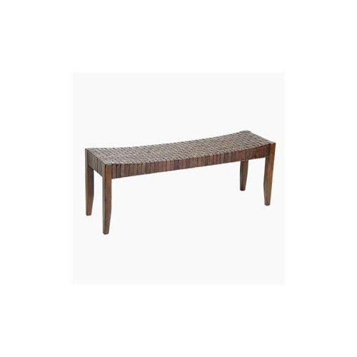 William Sheppee Ltd. SAD165 Saddler Bench by Friskies