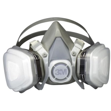 Spray Paint Mask >> 3m 52p71pc1 B Paint Respirator