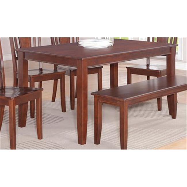 Wooden Imports Furniture DU-T-MAH Dudley Rectangular Dining Table - Mahogany
