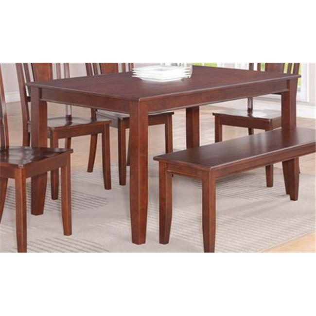 Wooden Imports Furniture DU-T-MAH Dudley Rectangular Dining Table - Mahogany