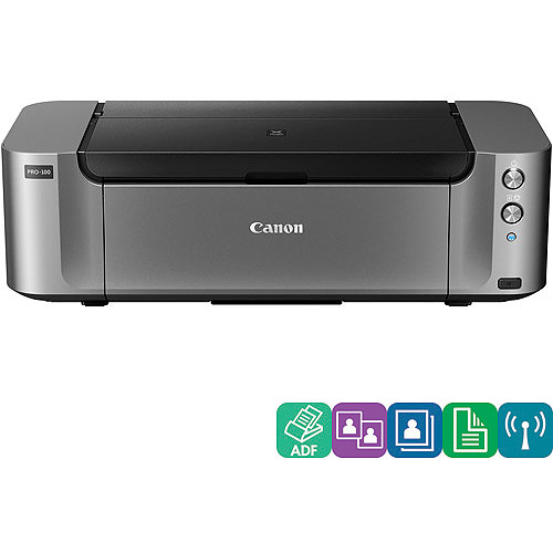Canon PIXMA Pro-100 Wireless Professional Inkjet Printer