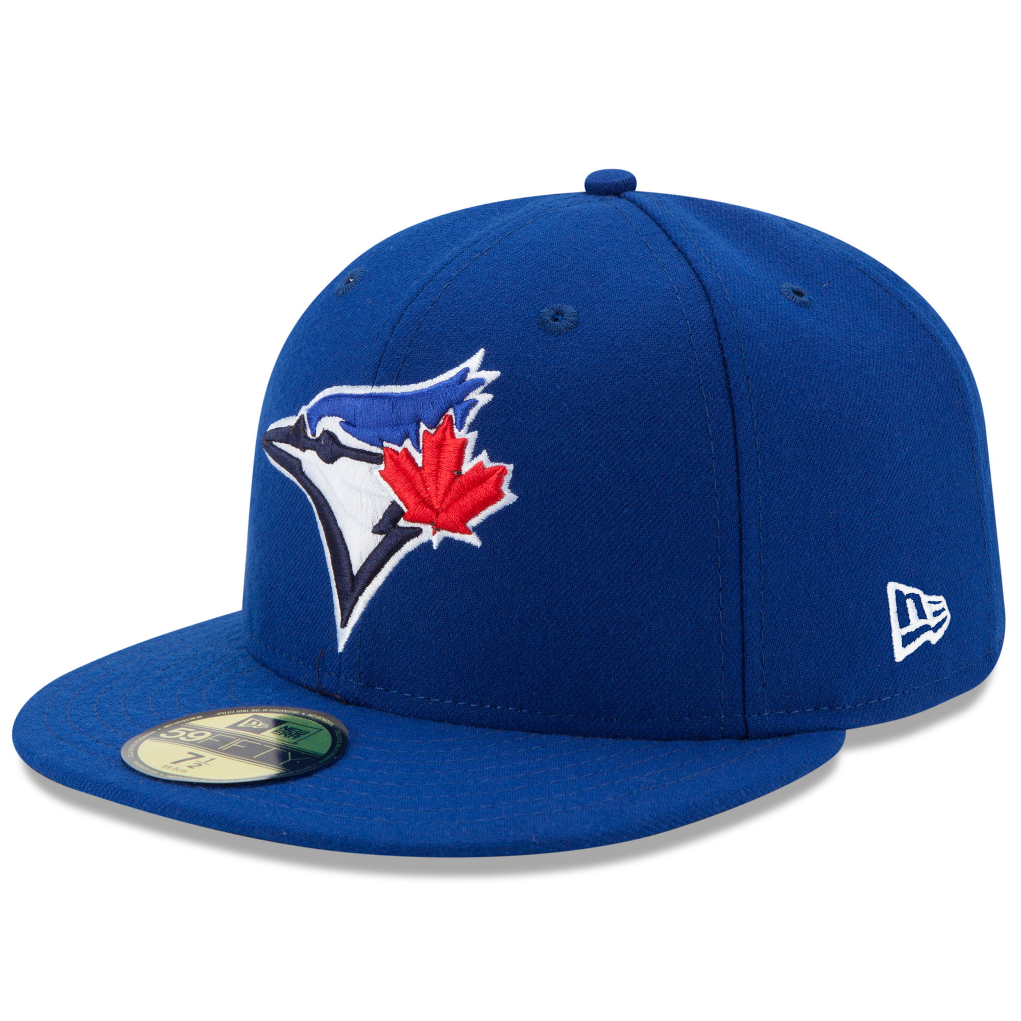 Toronto Blue Jays New Era Authentic Collection On Field 59FIFTY Fitted Hat - Royal