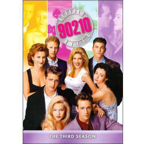 BEVERLY HILLS 90210-3RD SEASON COMPLETE (DVD/8DISCS)