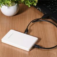 Useful USB2.0 Slim 2.5&Quot External Hard Drives Portable Desktop Mobile Hard Disk Case