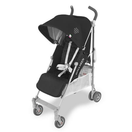 Maclaren Quest Stroller - Black/Silver ()